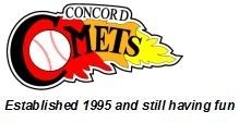 Concord Comets Baseball Club